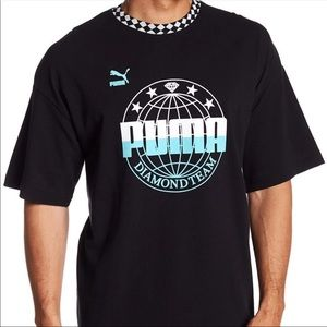 Puma x Diamond Supply Tee
